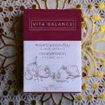 Vita Balance  - pantip - คืออะไร - ดีไหม - วิธีใช้ - รีวิว - ราคา